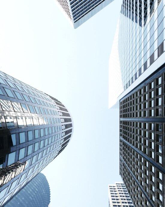 Glas, Himmel, Architektur, Gebäude, windows