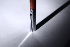 art, blur, business, pencil, shadow, silver, steel, table