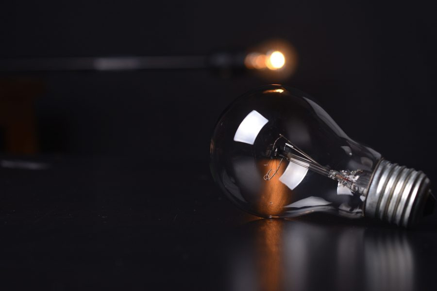 Free Picture Photo Studio Technology Light Bulb
