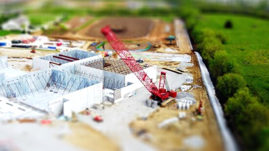 building, toys, colourful, construction, grass, industry, miniature