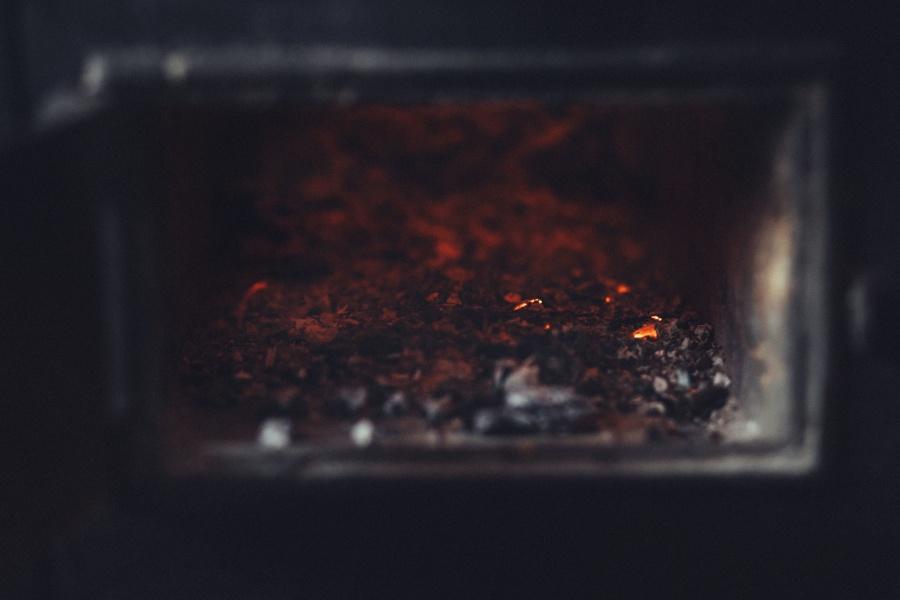 dim, temperatura, drvo, jasen, energije, požar