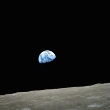 Lune, planète, système solaire, voyage, univers, astronomie, terre