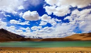 태양, 여행, 휴가, 물, 비치, 하늘, 구름