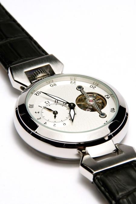 náramkové hodinky, drahé luxusné, presnosť, striebro, čas, chróm, elegantný