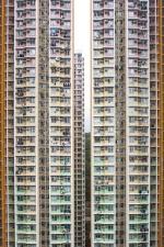 urban, windows, apartments, architecture, buildings, city