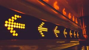 señal de tráfico, viaje, calle, urbanita, amarilla, de la ciudad