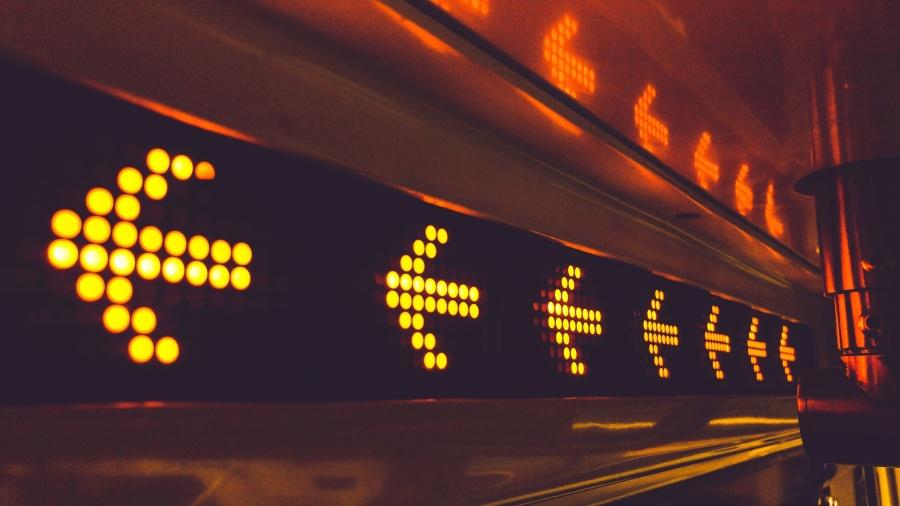 panneau de signalisation, voyage, rue, ville urbaine, jaune,