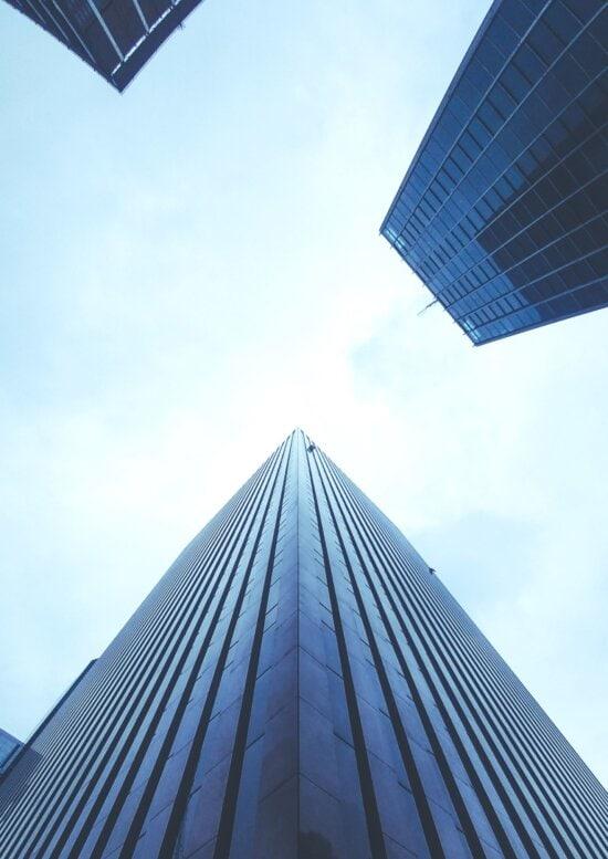 Himmel, urban, Fenster, Gebäude, Geschäft, Stadt