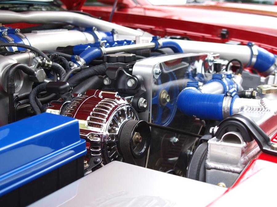 Kostenlose Bild: Motor, Auto, Auto, Motor, Leistung, Technologie ...