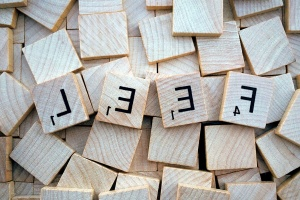 wooden, word, letters, wood, game, toys