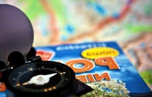Information, localisation, carte, aventure, boussole, découverte, équipement