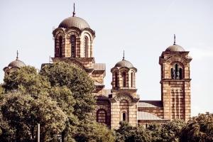pravoslavne, povijesne, religija, drevna, arhitekture, zgrade, christian, crkve, grad