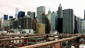 градски, архитектурни, дизайн, архитектура, мост, сгради, бизнес, град