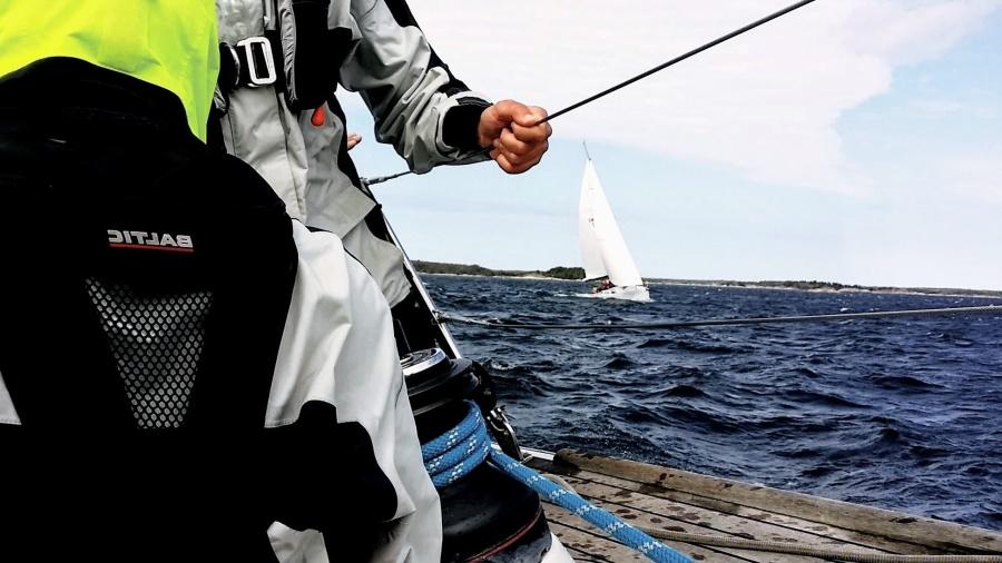 Abenteuer, Fischer, Insel, Wasser, Boot, Segeln, Meer, Angeln