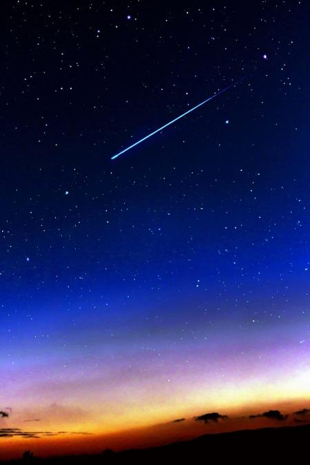 gwiazda, astronomia, atmosfera, niebo, przestrzeń, galaxy, noc