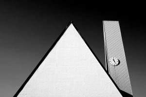 Architektúra, pyramída, štruktúra, cestovanie, trojuholník