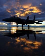 aerorplane, luftfart, Sky, refleksjon, himmelen
