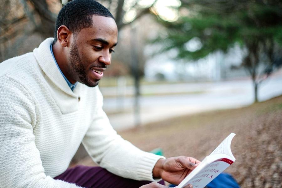 Mank, ανάγνωση, βιβλίο