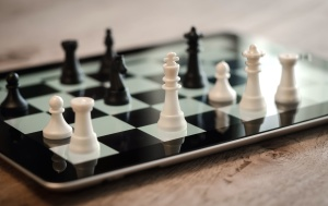 fun, technology, game, board game, challenge, checkmate, chess