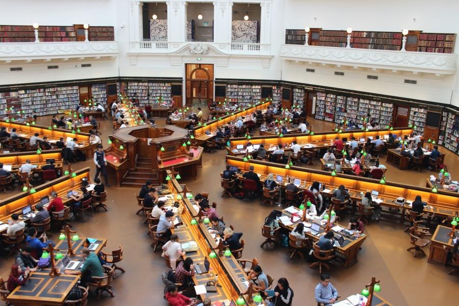 studenti, studující, tabulky, univerzita, akademik, architektura, knihy