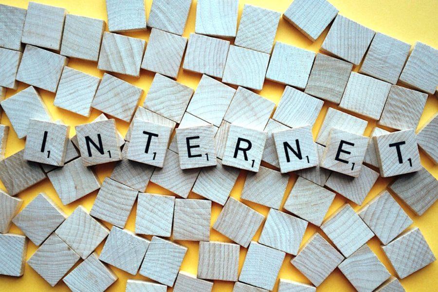 Internett, brev, brev, tekst, tre, ord, bord, spill