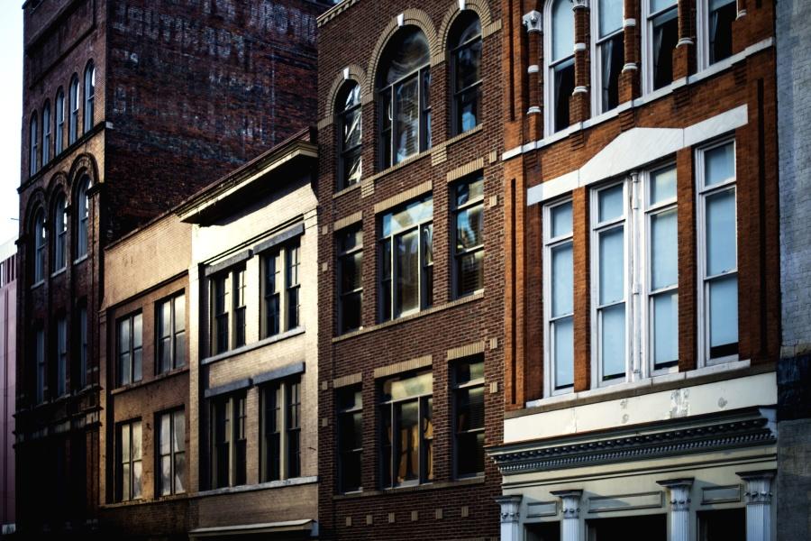 urban, windows, apartment, architecture, walls, buildings, city