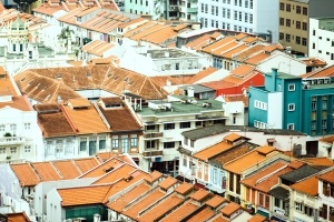 house, downtown, apartments, architecture, buildings, city