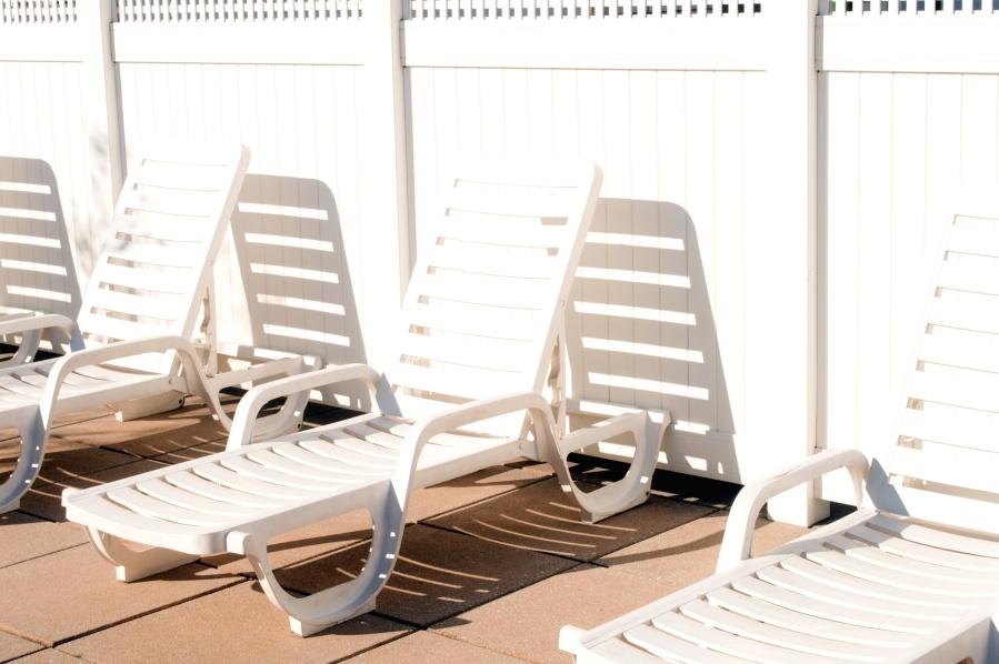 møbler, avslapning, sete, skygge, stol, plast