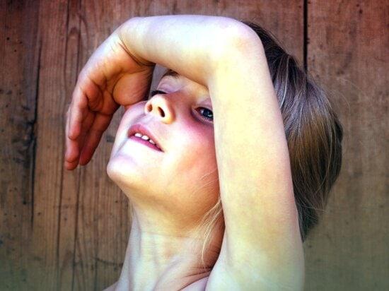 Bambino, ragazza carina, balletto, volto, ritratto, modello di foto, ragazza