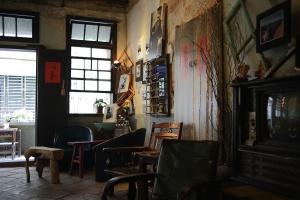 Finestra, interno, architettura, classico, decorazioni, pavimento, mobili