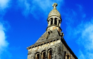 religion, church tower, sky, spirituality, tower, ancient, architecture, building