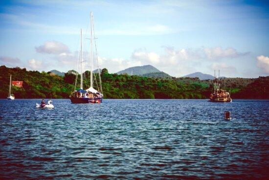 du lịch, kỳ nghỉ, nước, du lịch, giao thông vận tải, du thuyền, bãi biển, thuyền