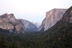 природа, дерево, Долина, краєвид, Гора