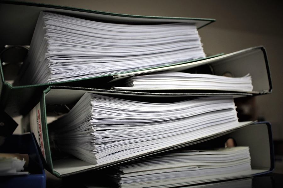 boeken, document, onderwijs, informatie, kennis, lezen, onderzoek, school, stapels, studie, werk