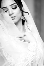 wedding, woman, bride, dress, elegant, fashion, girl, glamour, hair, model, person, veil