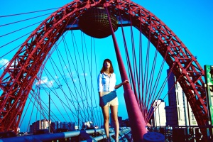moda, zabava, oglašavanje, arhitektura, privlačnost, ljepota, most