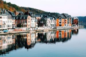 Mare, città, viaggiare, acqua, architettura, edifici, casa, natura