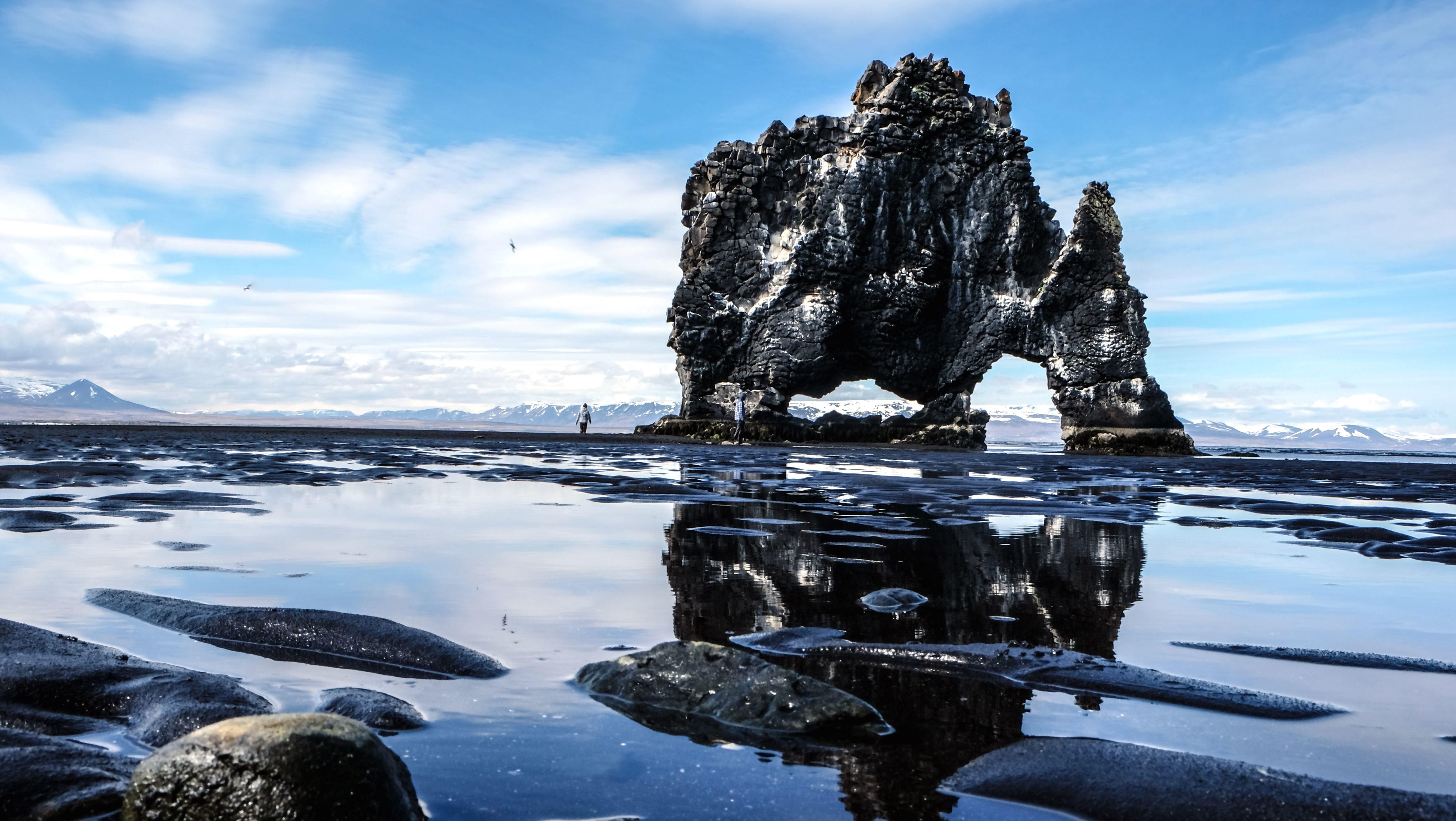 Imagen Gratis: Isla, Cielo, Agua, Playa, Naturaleza, Rocas