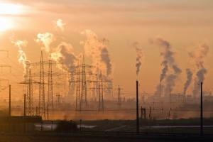 Rauch, Technologie, giftig, Luftverschmutzung, Klima, Fabrik
