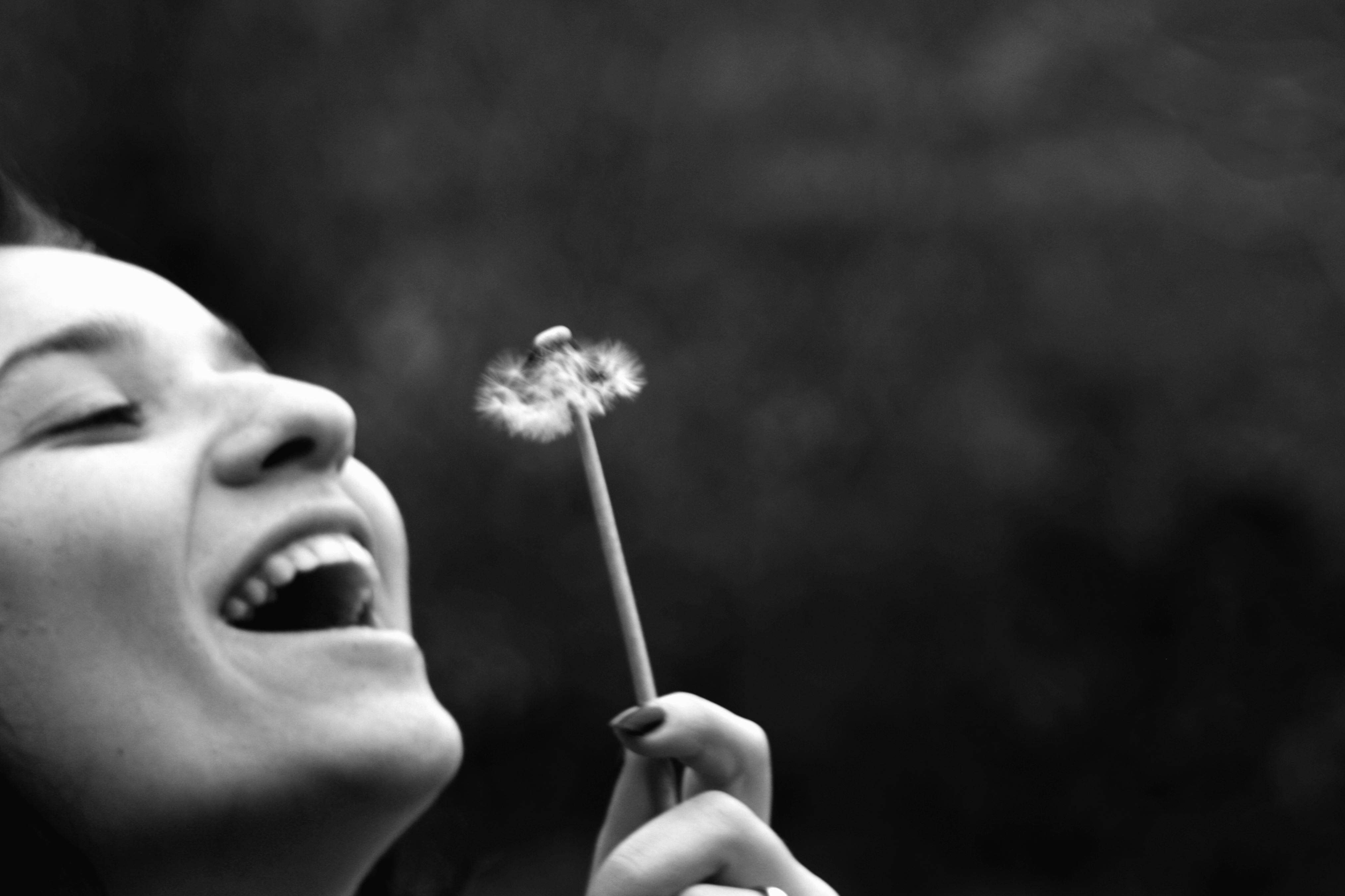 Imagen gratis: mujer, feliz, persona, retrato, cara, chica ...