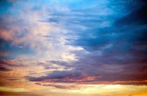 natureza, papel de parede Crepúsculo, céu,