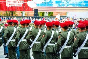 άντρες, στρατιωτικό, στολή, ανθρώπους, στρατιώτες