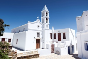 exterior, architecture, building, church, religion, Greece