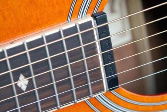 Acquatico, chitarra, strumento, musica, strumento, corde, legno
