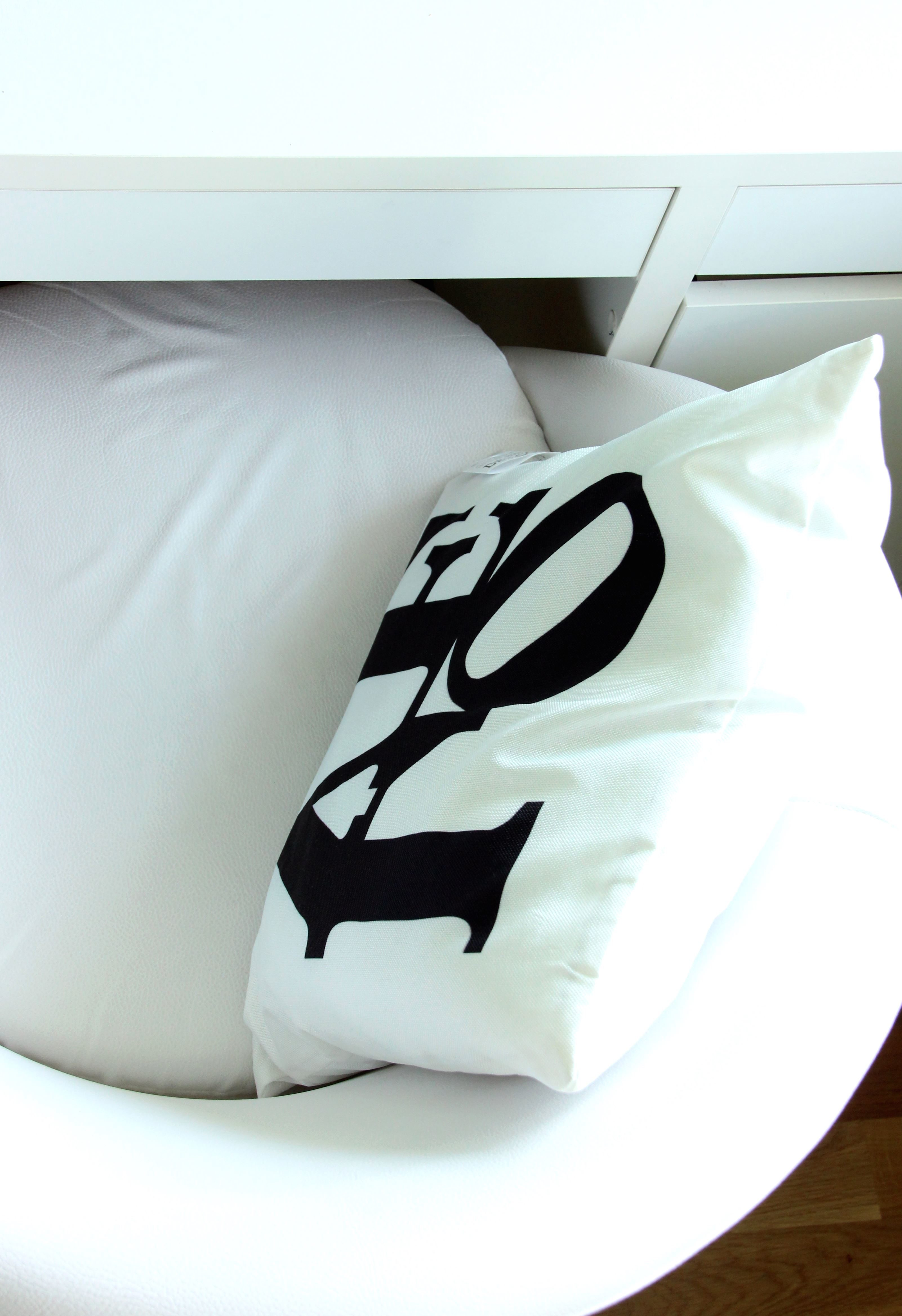 Luxus, Modern, Kissen, Sessel, Bett, Schlafzimmer