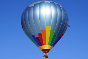 balloon, recreation, sky, travel, air, aircraft, aviation, basket, bright, colourful