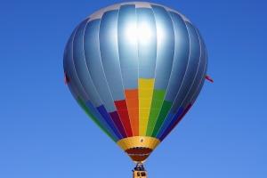 balão, recreação, céu, viagens, ar, aeronaves, aviação, cesta, brilhante, colorida