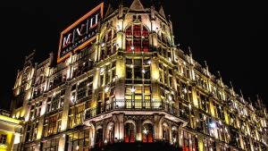 φώτα, αρχιτεκτονική, κτίριο, βράδυ, ταξίδια, εξωτερικό, windows