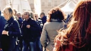người phụ nữ, thời trang, Lễ hội, nhóm, Lễ kỷ niệm, buổi lễ, thành phố