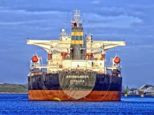 Cargo, navire, véhicule, port, baie, océan, mer, bateau